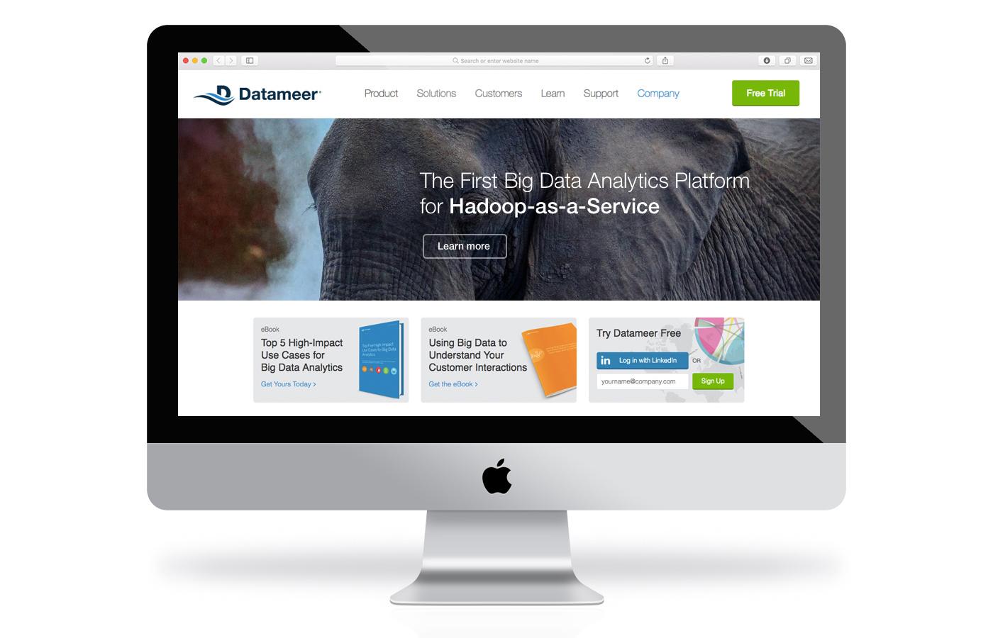 wandisco new website