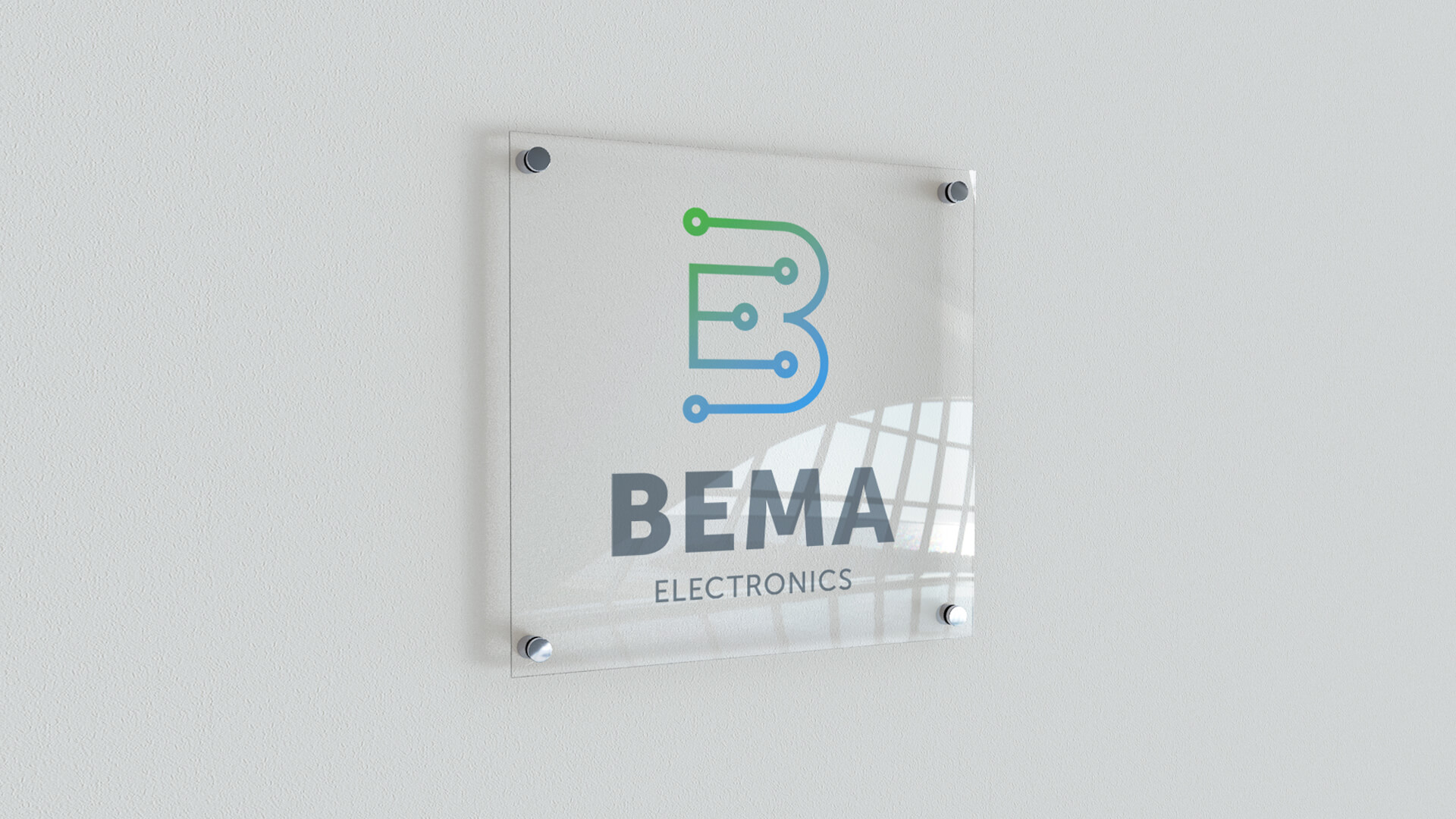 BEMA Signage