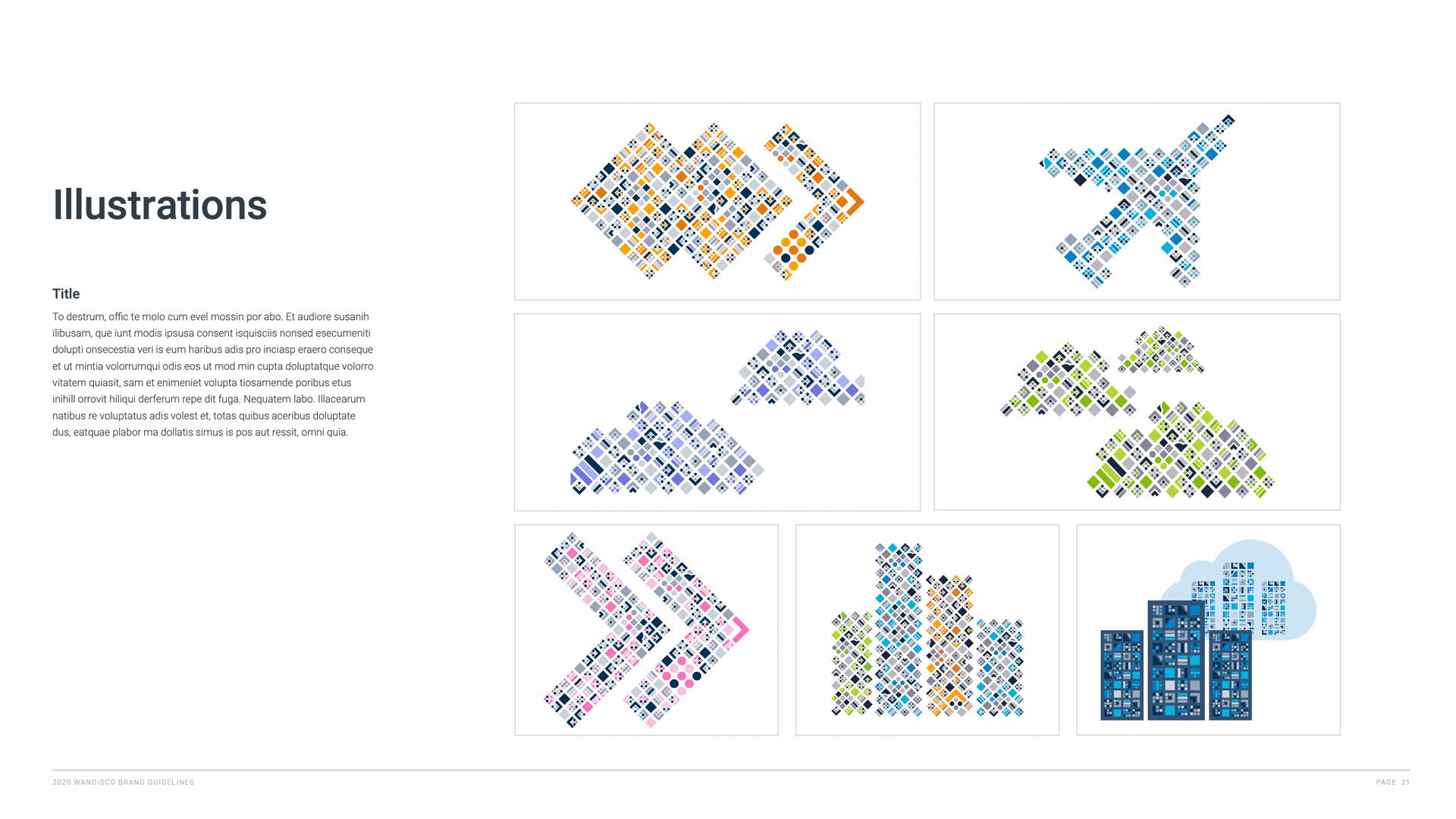 Wandisco illustrations